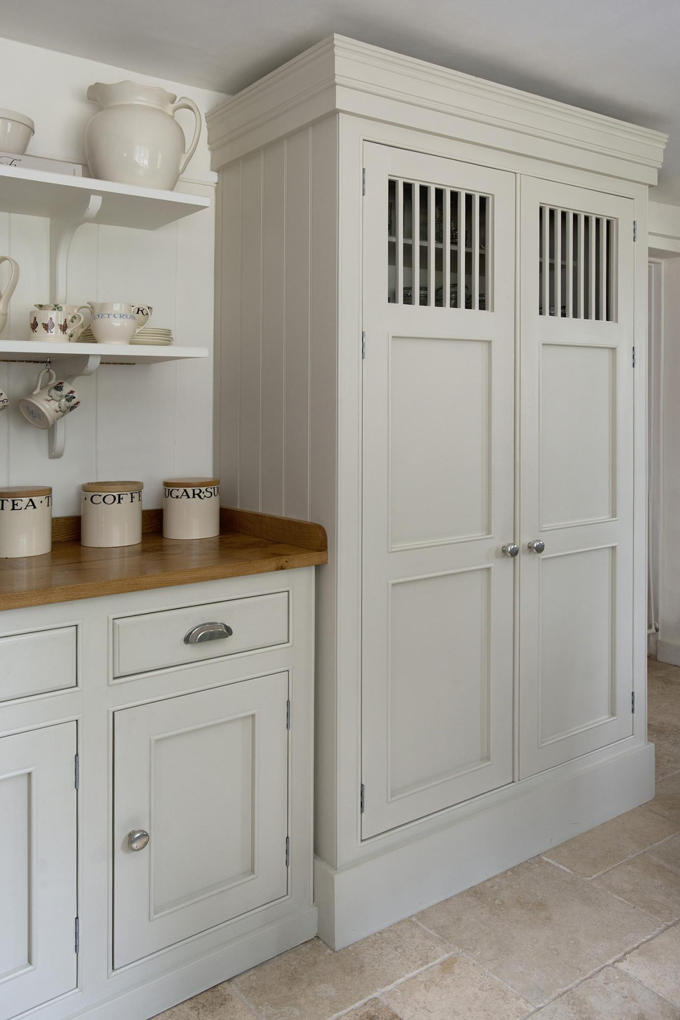 Farmhouse Pantry Cupboard